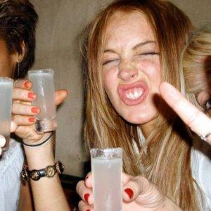 Drunk Lohan