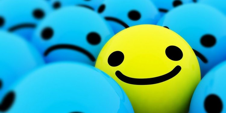 Positive Happy Sad Smile - Image: Public Domain, Pixabay