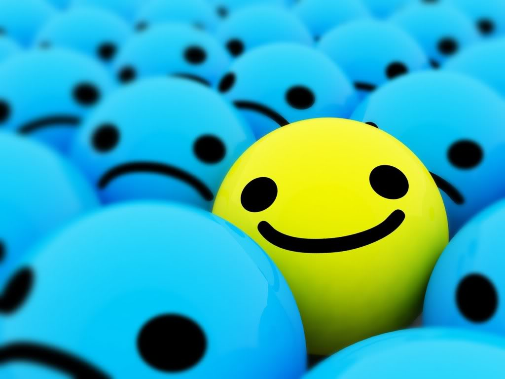 Positive Happy Sad Smile - Image: Public Domain, Pixabay