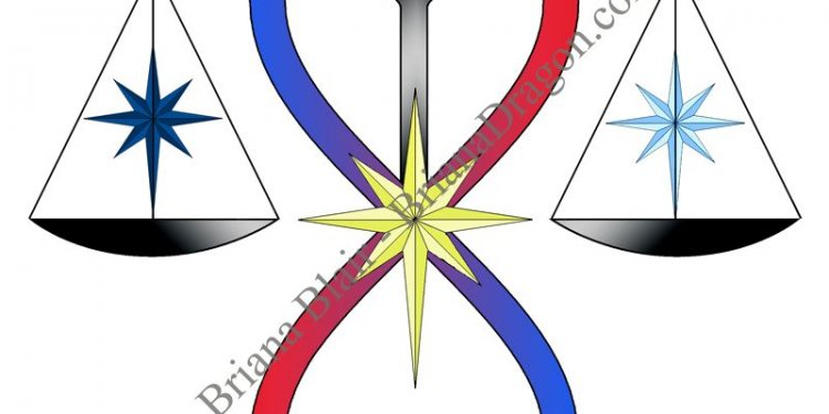 All Gods Universal Balance Symbol