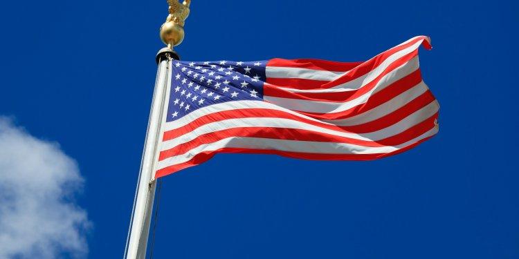 American Flag - Image: Public Domain, Pixabay