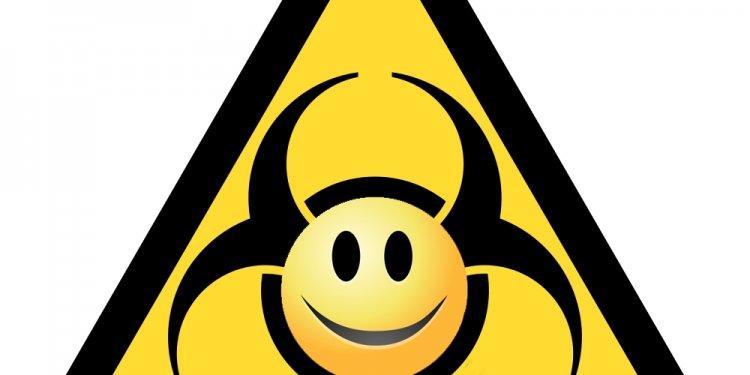 be the virus biohaard