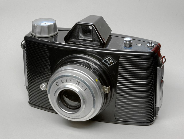 Camera - Image: Public Domain, Morguefile