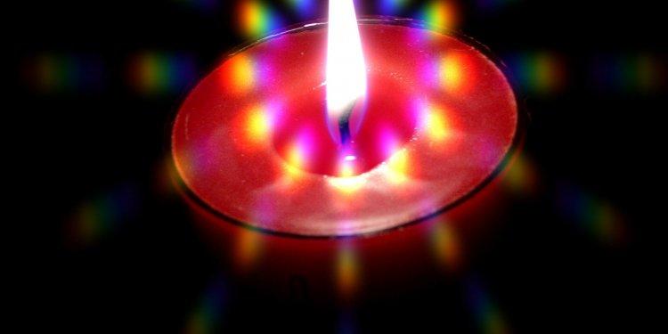 Candle Glow Flame - Image: Public Domain, Pixabay
