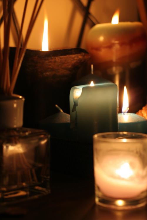 Candles Flame -  Image: Public Domain, Morguefile