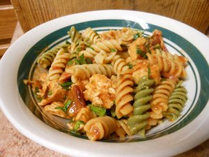 chipotle-chicken-salad food