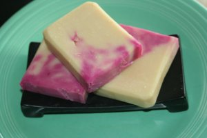 Image: Shea Soap by Dirty Stash, used with permission from Georgia Carter
