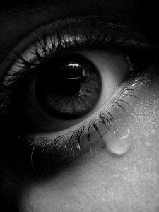 Crying Eye Sad