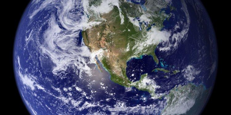 Earth Globe Planet Image: Public Domain, Pixabay