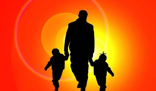 Father Family Parent Children