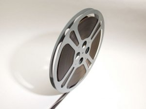 film reel movie