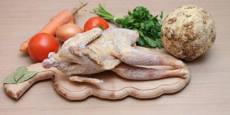 Food Chicken Vegetables - Image: Public Domain, Pixabay