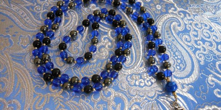 japa-mala-blue Image: © Briana Blair
