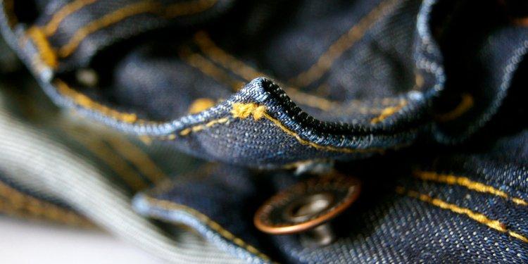 Jeans Denim Button - Image: Public Domain, Pixabay