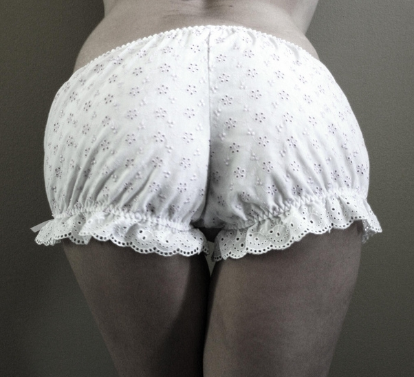 Knickers Underwear Panties Bloomers - Image: Public Domain, Wikimedia Commons