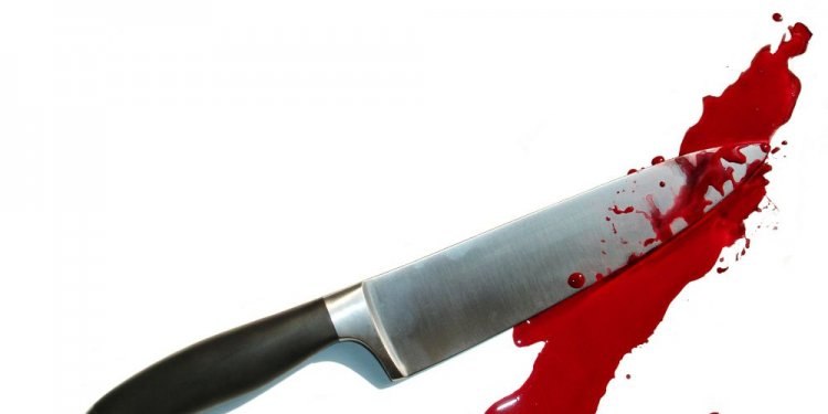 Knife Weapon Blood - Image: Public Domain, Pixabay