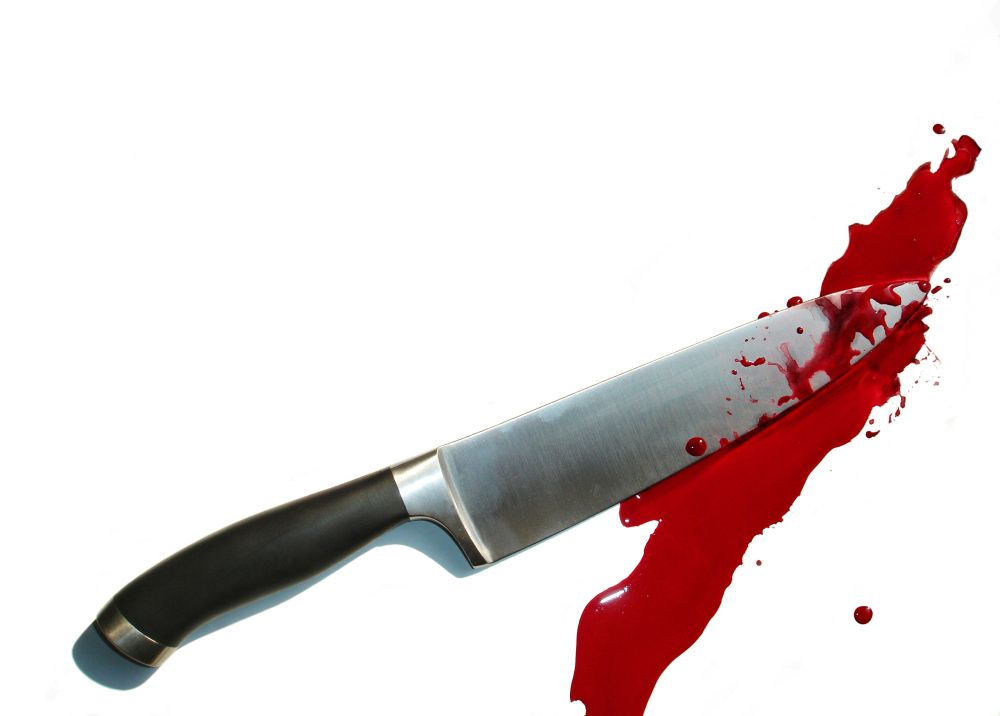 Knife Weapon Blood - Image: Public Domain, Pixabay