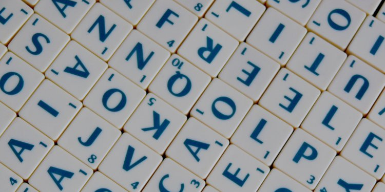Letters Tiles - Image: Public Domain, Pixabay