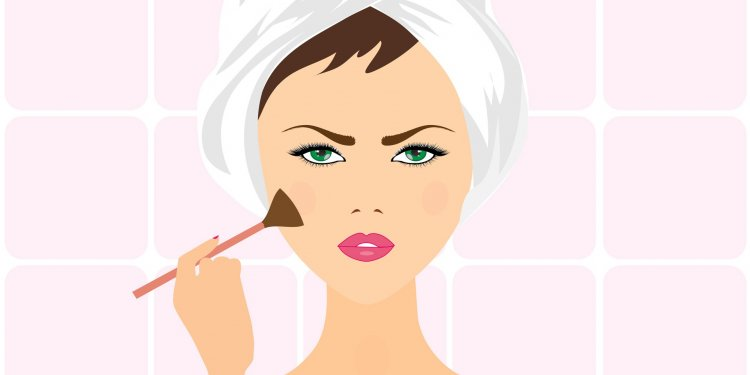 Makeup Woman Beauty - Image: Public Domain, Pixabay beauty spells