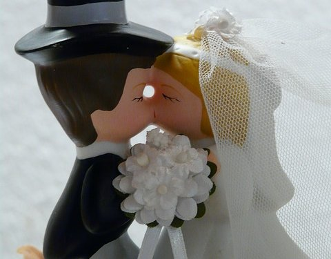 Marriage Wedding Bride Groom - Image: Public Domain, Pixabay