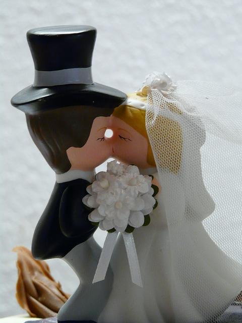 Marriage Wedding Bride Groom - Image: Public Domain, Pixabay