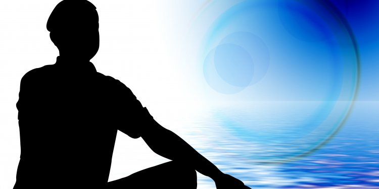 Meditate Person Spiritual - Image: Public Domain, Pixabay