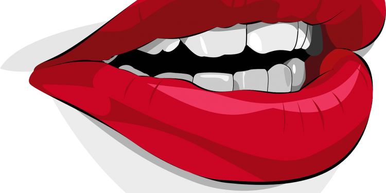 Mouth Lips Woman Talk - Image: Public Domain, Pixabay