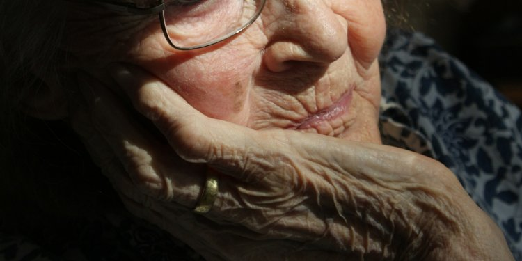 Old Woman Age Female Person