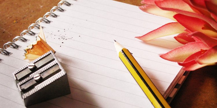 Pencil Paper Writing - Image: Public Domain, Pixabay