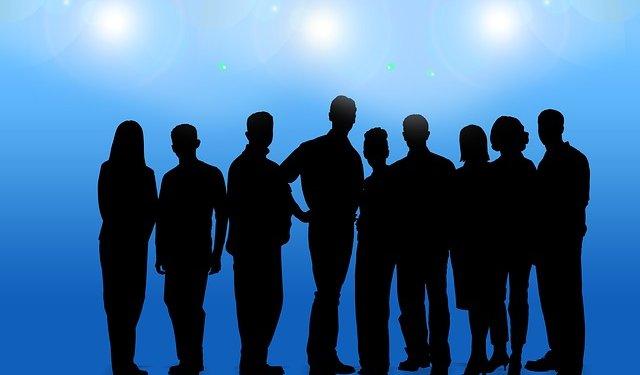 People Silhouette - Image: Public Domain, Pixabay