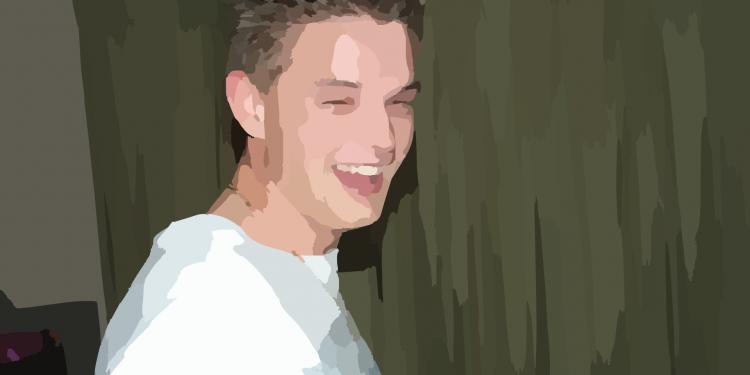 person laughing man - Image: Public Domain, Pixabay