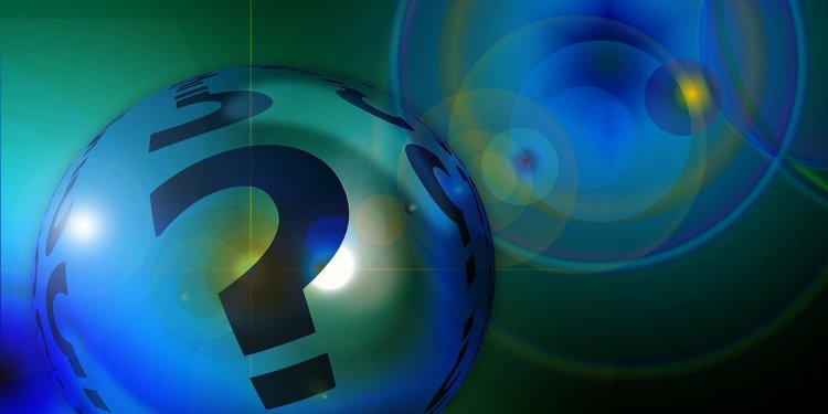 Question Mark Bubble - Image: Public Domain, Pixabay