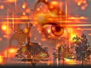 Random Fantasy Eye - Image: Public Domain, Pixabay