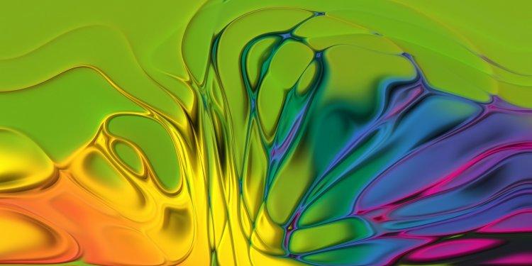 Random Paint Swirl Colors Image: Public Domain, Pixabay