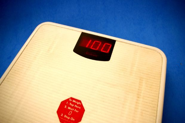 Scale Weight - Image: Public Domain, Morguefile