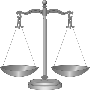 Scales Justice Balance