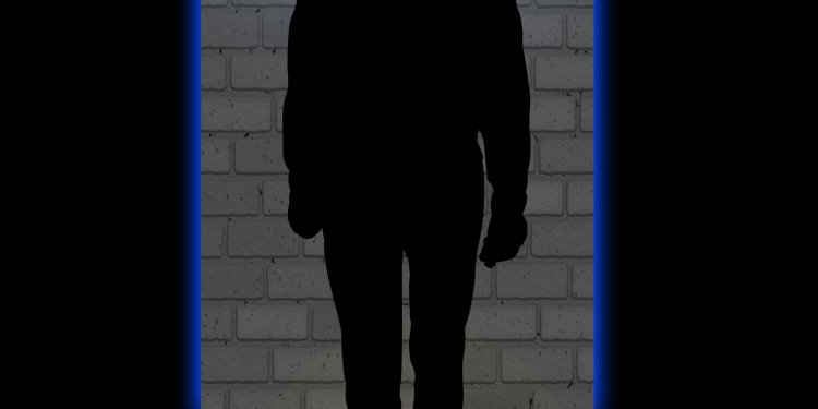 Solitary Man Shadow Silhouette stand Walk Door - Image: Public Domain, Pixabay