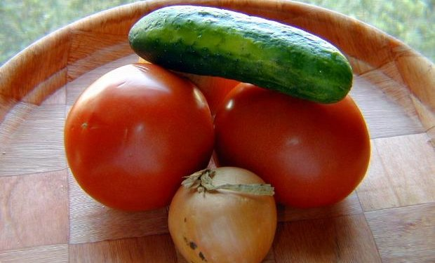 Vegetables Food - Image: Public Domain, Morguefile