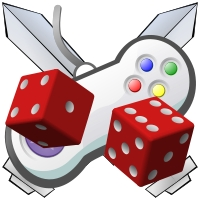 Video Games Controller Dice