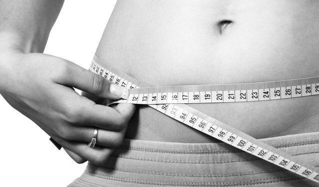 Waist Monochrome Woman Measure Image: Public Domain, Pixabay