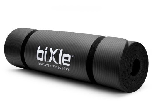 Bixle Extra Thick Yoga Mat Review Brianadragon Creations