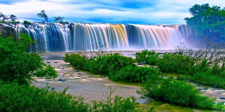 Subliminal Inspiration Wallpaper 1 - Waterfall
