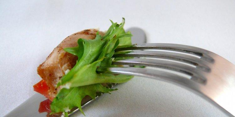 Food Fork Knife Eating