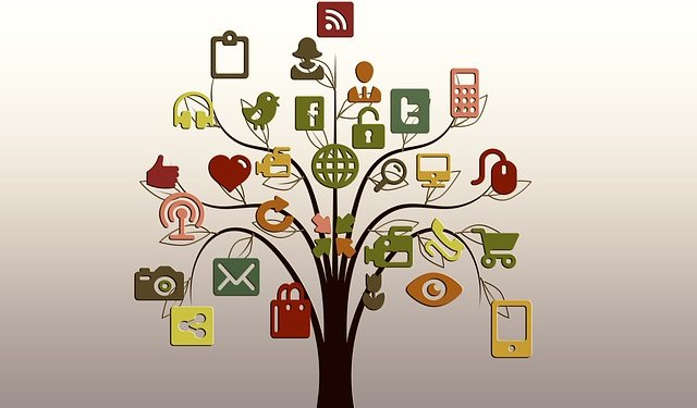 Internet Tree Icons Media - Image: Public Domain, Pixabay