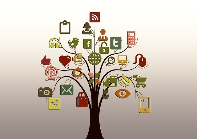 Internet Tree Icons Media Image: Public Domain, Pixabay