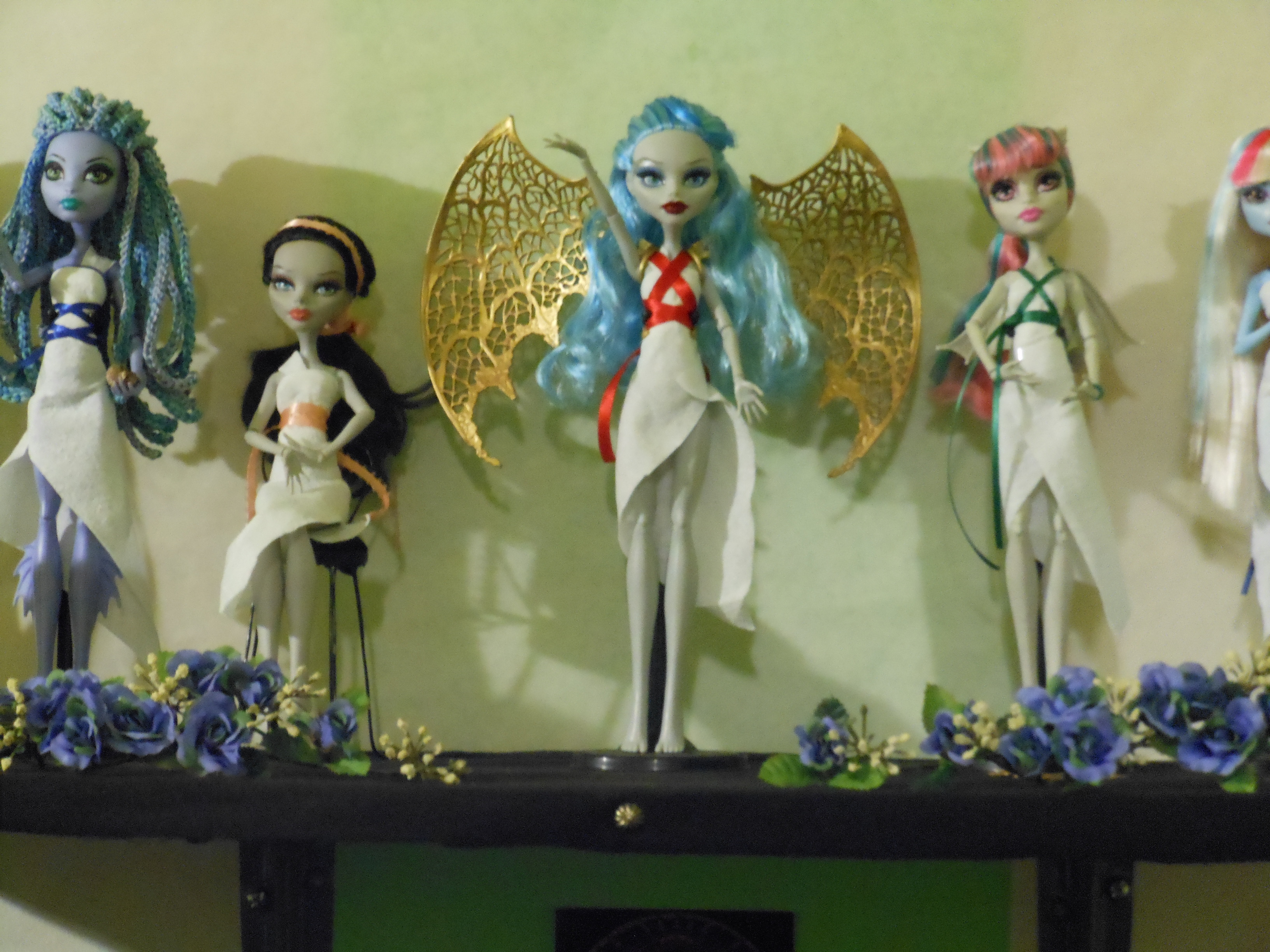 unusual spirituality monster high greek goddesses brianadragon