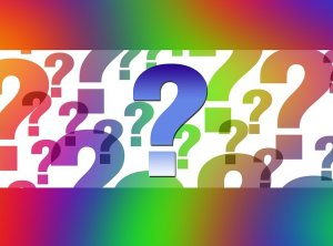 Question Marks - Image: Public Domain, Pixabay