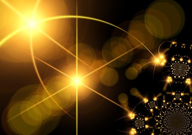 Random Magic Sparks Image: Public Domain, Pixabay