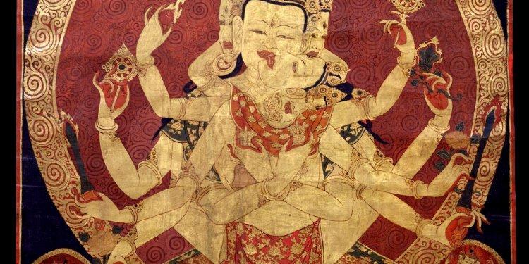 Tibet God