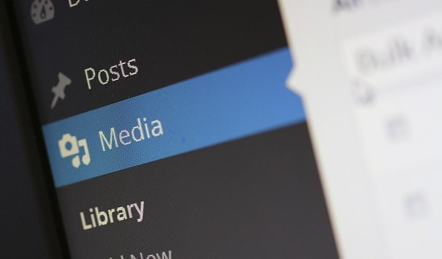 Blog WordPress Screenshot media - Image: Public Domain, Pixabay